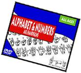 """DVD Learn to Sign - American Sign Language Alphabet A-Z """"NEW"""