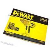 "NEW IN BOX Dewalt DW059 18V Cordless Impact Wrench 1/2"" 18"