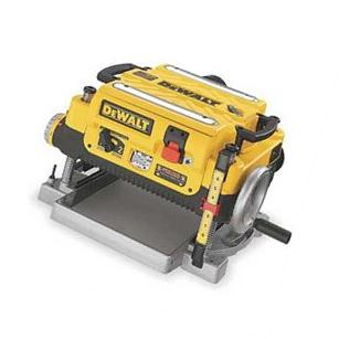 DEWALT DW735 Two-Speed Thickness Planer Package 13in