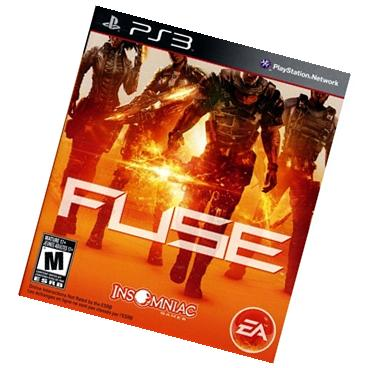 EA Fuse - Action/Adventure Game - Blu-ray Disc - PlayStation