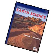 Earth Science - Interactive Digital Textbook on CD-ROM