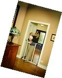 Regalo Easy Step Extra Tall Baby / Pet Safety Walk Thru Gate