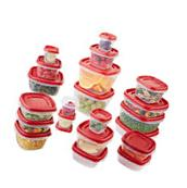 Rubbermaid Easy Find Lids Food Storage Container, 42-piece