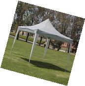 Premium 10'x10' Easy Pop Up Roller Bag Beach Canopy Party