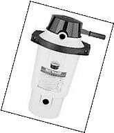 Hayward EC40AC Perflex Filter With Drain Valve, Clamp Style