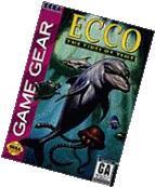 Ecco: The Tides of Time : Sega Game Gear