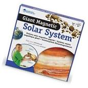 Educational Science Solar System Magnetic Earth Planets