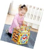 Educational Toys For 2 Year Olds 3 Wooden Activity Center