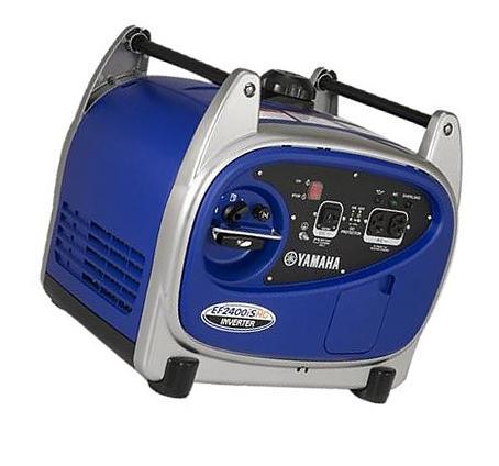 Yamaha EF2400iSHC - 2000 Watt Inverter Generator