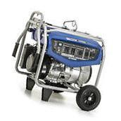 Yamaha EF7200DE - 7200 Watt Electric Start Professional