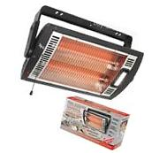 Outdoor Electric Heater Ceiling Mount 1500W Patio Space