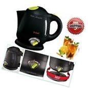Electric Kettle Hot Water Cordless Travel Variable