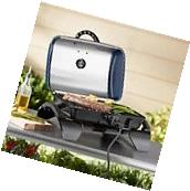 Electric Grill Portable Outdoor Tabletop Grills BBQ Camping