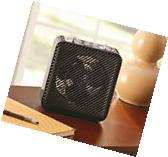 Electric Space Heater Portable Electric Fan Thermostat Home