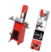 Electric 550W Stand Up Butcher Meat Band Saw & Grinder