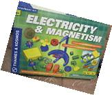 Thames & Kosmos Electricity & Magnetism Kit for Kids Science