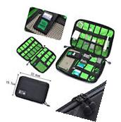 Electronic Accessories Cable USB Drive Organizer Bag Travel