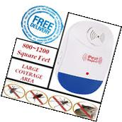Electronic Pest Repellent Deterrent Rodent Mouse Rat Control
