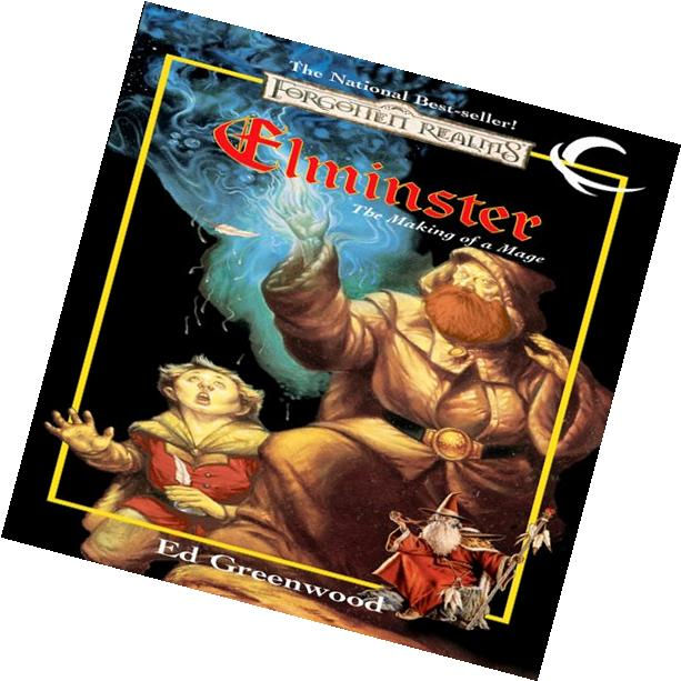 Elminster: The Making of a Mage: Forgotten Realms: Elminster