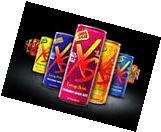XS ENERGY DRINK   BUY 5 GET 1 CASE FREE
