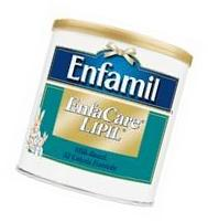 Enfacare Lipil Powder, Pediatric Nutritional Powder, 6 Units