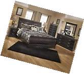 Ashley Esmarelda B179 King Size Sleigh Bedroom Set 5pcs