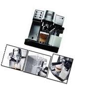 Pro Espresso Machine Automatic Commercial Coffeemaker Energy