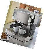 Espresso Maker DeLonghi Cappuccino Coffee Machine Kitchen
