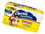 Charmin Essentials Strong Toilet Paper