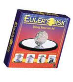 Euler's Disk Spinning Science Into Art Multi Sensory Physics