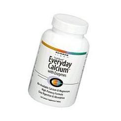 Rainbow Light Everyday Calcium W/Enzymes, 120 Tabs