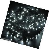 EXCELVAN Safe 250 Led 50M String Fairy Light Xmas Tree Party