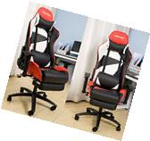 Merax Executive PU Leather Office Chair Racing Gaming