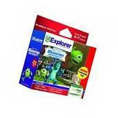 LeapFrog Explorer Disney Learning Games with Free