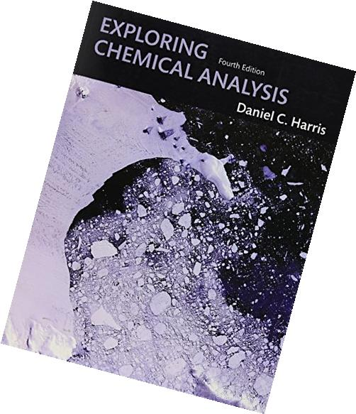Daniel c harris books searchub exploring chemical analysis student solutions manual fandeluxe Image collections