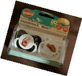 Ulubulu Expressions Pacifiers Milk & Cookies 0-6 months BPA
