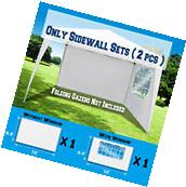 10'x 10' EZ Pop Up Sidepanels Canopy Tent Gazebo Sidewalls