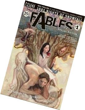 Fables #1 Special Edition Reprint