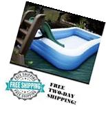 Large Family Inflatable Swimming Pool Center Water Giant