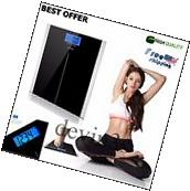 Family LCD Scale Body Fat Monitor Digital BMI Weight Muscle