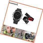 Top GARMIN Fenix 3 Performer Bundle GPS Multi-Sport Sapphire