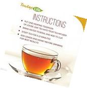 Fertility tea blend for ovulation support as pregnancy