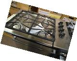 "Frigidaire FFGC3025LS 30"" Stainless Steel Gas Cooktop NOB #"