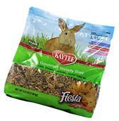 Kaytee Fiesta Rabbit Food, 3.5-lb bag