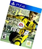 BRAND NEW FIFA 17 2017 For The Sony PlayStation 4 + PS4 Pro