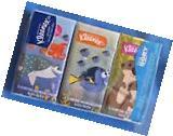 Finding Dory Kleenex Tissue 3 Travel Packs 10 Tissues Each