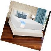 Select Luxury Medium Firm 14-inch Queen-Size Gel Memory Foam