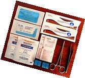 First Aid Kit Emergency Surgical Suture Set Tactical Trauma