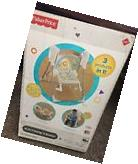 NEW FISHER PRICE BABY 3 IN 1 SWING 'N ROCKER INFANT TODDLER