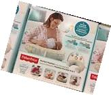FISHER PRICE PERFECT POSITION 4N1 NURSING PILLOW NEWBORN MOTHER MOBILE NURSERY